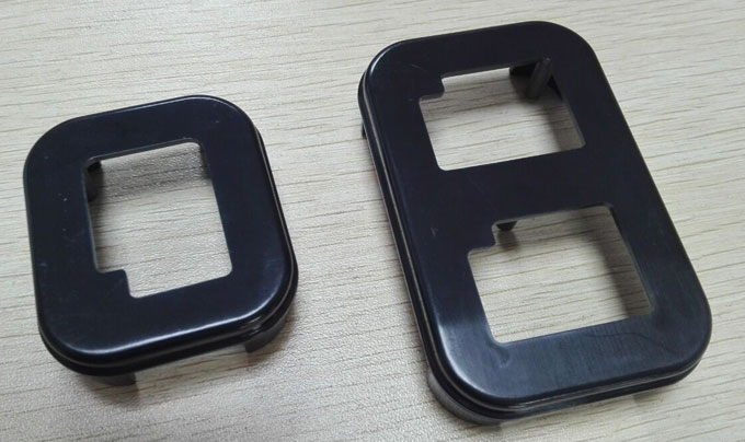 Electrical switch plastic holder T1 sample